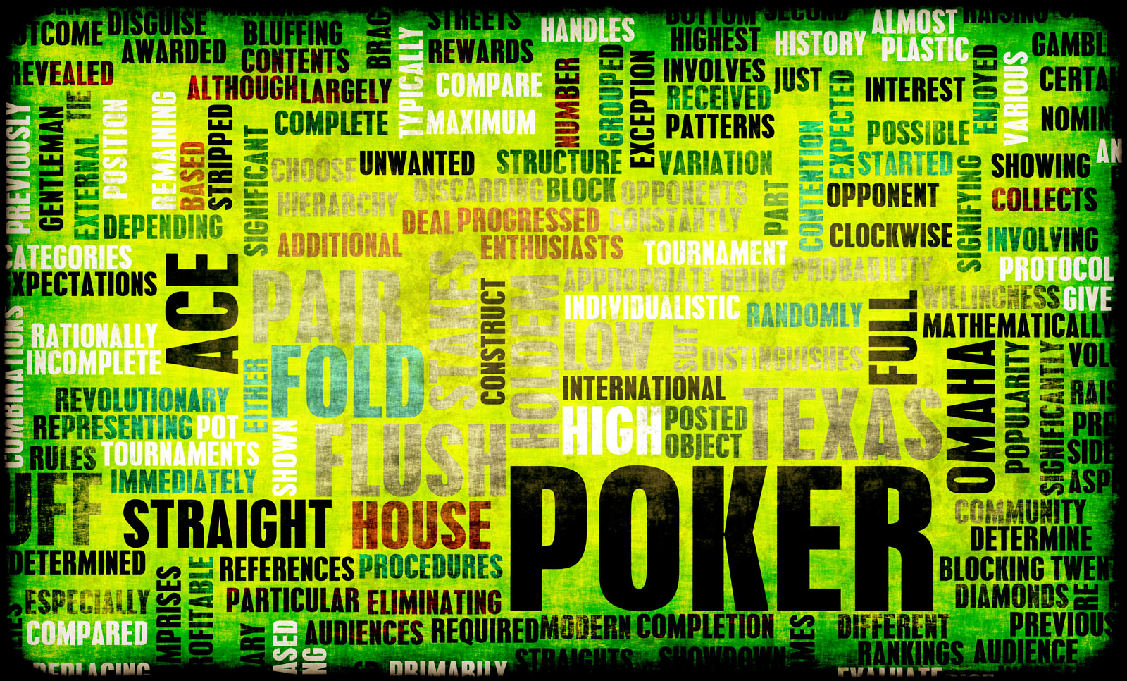Casino Terms Dictionary